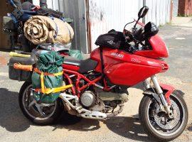 AGB Motorbike Storage