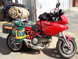 All types of motorbikes safely stored at AGB Storage