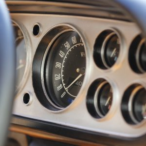 1972 Ford Escort Twin Cam dash