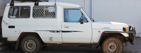 4WD Parking and short or long term storage is available at AGB Car Storage