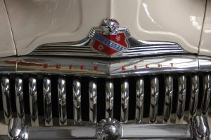 1948 Straight-eight Buick, restored by the owner over 3 years, stored at AGB Storage