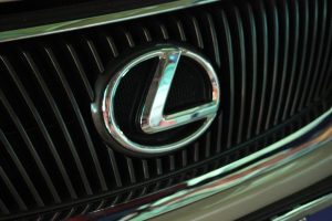 Lexus are another popular brand of vehicle to be stored undercover, out of the elements
