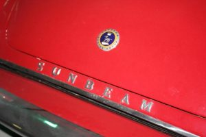Sunbeam vehicle is a fun little sports car for the weekends